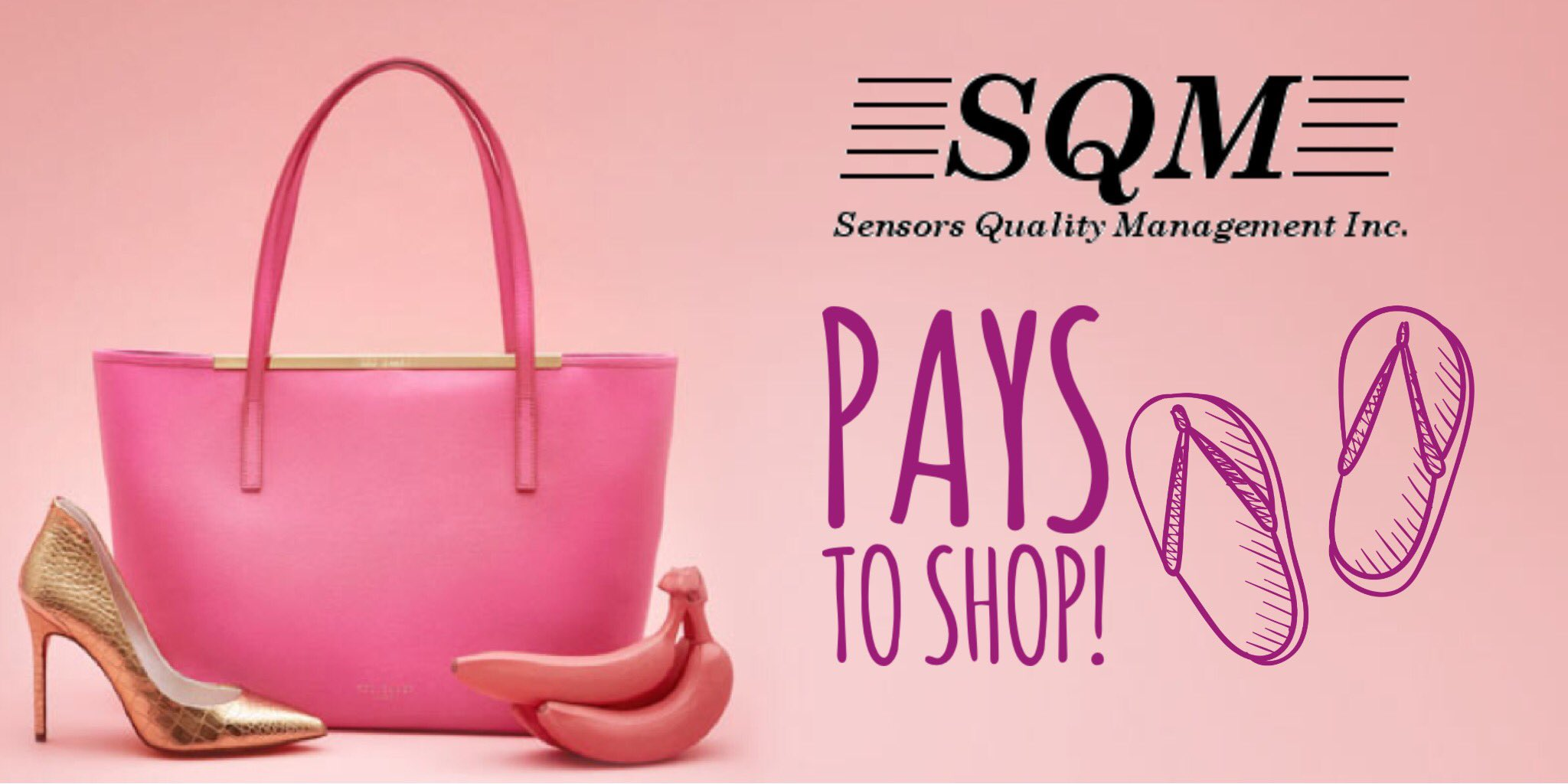 SQM Inc., Pays to Shop!